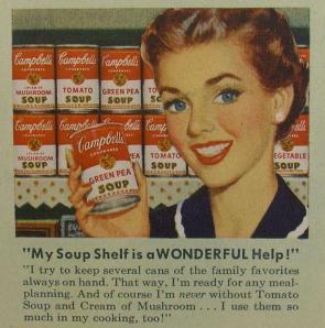 Ad Campbells Pea Soup