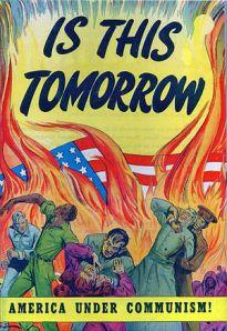Comic America Under Communism