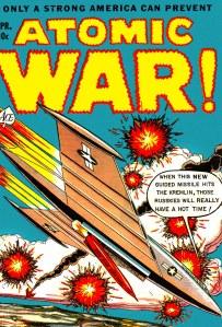 Atomic War Comic