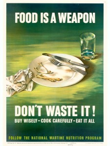 Food is a Weapon