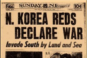 Korean War Headlines