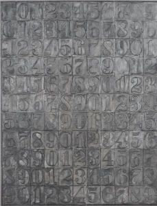 gray numbers 1957