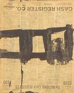 Kline Untitled 1952