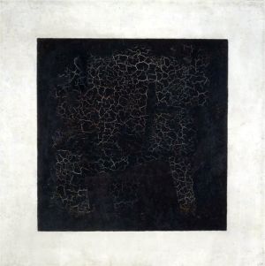 Black Square, Malevich, 1915