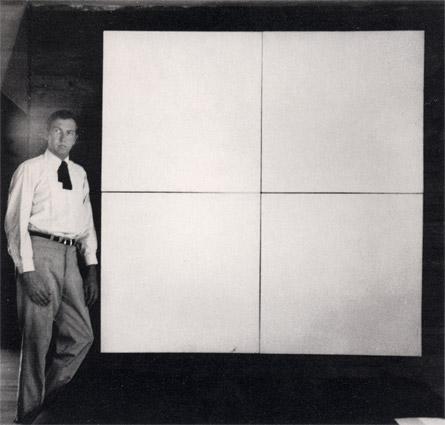 Rauschenberg White Paintings