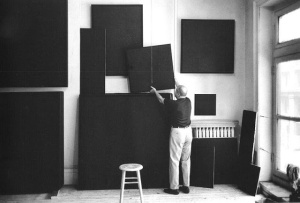 Ad Reinhardt, Black Paintings