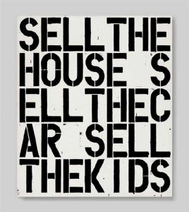 Christopher Wool Apocalypse Now