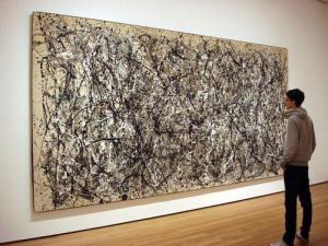 Jackson Pollock MOMA
