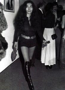 Yoko Ono 1960's