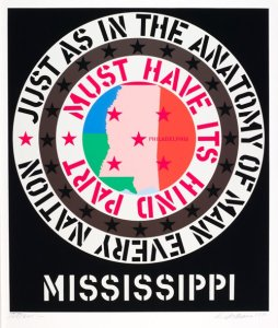 Robert Indiana, Mississippi